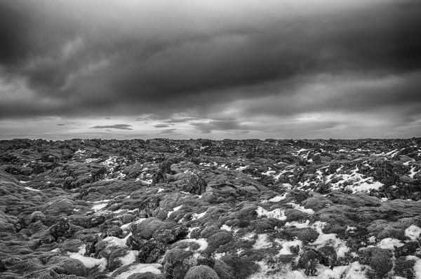 Die isländische Weite
