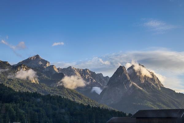 Alpspitze-Zugspitze-Waxnstoa