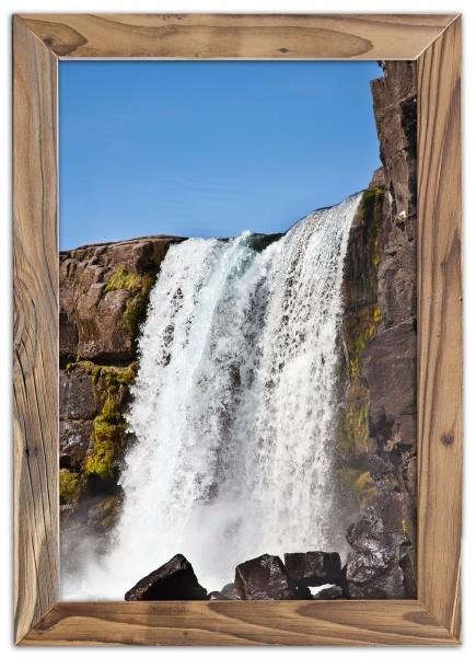 Wasserfall am Þingvellir (Thingvellir)